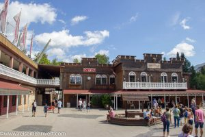 Elspe Festival - Der Silver Saloon