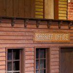 Elspe Festival - Sheriff Office