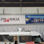 CARAVAN SALON Düsseldorf 2019_Frankia-Messestand