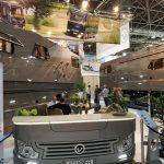 CARAVAN SALON Düsseldorf 2019_Messestand der Volkner-Mobil GmbH