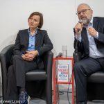 Herfried Münkler und Marina Münkler_Frankfurter_Buchmesse_2019