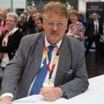 Elmar Brok_CDU_Parteitag_Leipzig_2019