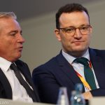 Thomas Strobl und Jens Spahn_CDU_Parteitag_Leipzig_2019
