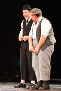 Comedy_Raoul Schoregge_Chinesischer Nationalcircus_Weihnachtscircus Metropole Ruhr_Grugahalle Essen_2019_premiere