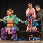 Chinesische Equilibristik_Chinesischer Nationalcircus_Weihnachtscircus Metropole Ruhr_Grugahalle Essen_2019_premiere