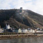 Burg Gutenfels über der Stadt Kaub_adventskreuzfahrt-2019_nicko-cruises_ms-rhein-melodie