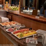 Frühstücksbuffet im Panorama-Restaurant der MS Rhein Melodie_adventskreuzfahrt-2019_nicko-cruises