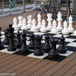 Schachspiel auf dem Sonnendeck_adventskreuzfahrt-2019_nicko-cruises_ms-rhein-melodie