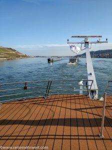 Ausblick auf den Mittelrhein von Bord der MS Rhein Melodie_adventskreuzfahrt-2019_nicko-cruises
