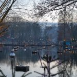 Lichter-Weihnachtsmarkt im Dortmunder Fredenbaumpark
