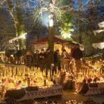 Fredenbaumpark Dortmund Mittelalterlicher Lichter-Weihnachtsmarkt