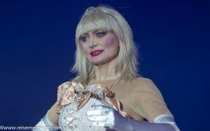 Olga vom Duo Slobi & Olga_gelsenkirchener_weihnachtscircus_2019