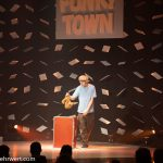 Robert Wicke (Comedy, Beatbox)_GOP Varieté-Theater Essen_Funky Town_Premiere