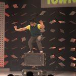 Monsieur Chapeau (Rola Rola)_GOP Varieté-Theater Essen_Funky Town_Premiere