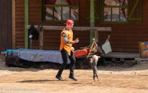 Comedy-Akrobat Andrei Bocancea-elspe-festival-der-oelprinz-karl-may-festspiele-2021