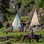 Das Navajo Dorf-elspe-festival-der-oelprinz-karl-may-festspiele-2021