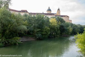 Flusskreuzfahrt-MS-Albertina-2021 - Benediktinerabtei Stift Melk
