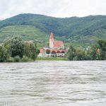 Flusskreuzfahrt-MS-Albertina-2021 - Pfarrkirche von Weißenkirchen in der Wachau