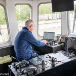 Flusskreuzfahrt-MS-Albertina-2021 - Kapitän