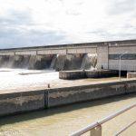 Flusskreuzfahrt-MS-Albertina-2021 - Donaukraftwerk Altenwörth