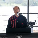 Flusskreuzfahrt-MS-Albertina-2021 - Bordmusiker Peter