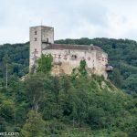 Flusskreuzfahrt-MS-Albertina-2021 - Burg Greifenstein am südlichen Steilufer der Donau