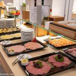 Flusskreuzfahrt-MS-Albertina-2021 - Frühstücksbuffet
