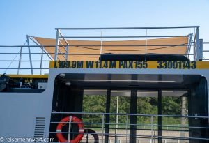 Flusskreuzfahrt-MS-Albertina-2021 - Die MS Albertina