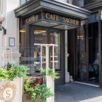 Flusskreuzfahrt-MS-Albertina-2021 - Cafe Sacher in Wien