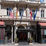Flusskreuzfahrt-MS-Albertina-2021 - Hotel Sacher in Wien