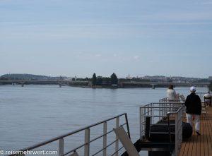 Flusskreuzfahrt-MS-Albertina-2021 - Erster Blick auf Budapest