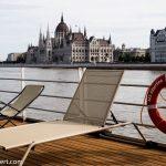 Flusskreuzfahrt-MS-Albertina-2021 - Blick auf das Budapester Parlamentsgebäude