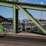 Flusskreuzfahrt-MS-Albertina-2021 - Freiheitsbrücke Budapest