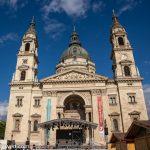 Flusskreuzfahrt-MS-Albertina-2021 - Budapester St.-Stephans-Basilika
