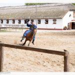 Flusskreuzfahrt-MS-Albertina-2021 - Vorführung traditioneller Reiterspiele in Lajosmizse