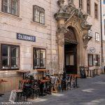 Flusskreuzfahrt-MS-Albertina-2021 - Innenstadt von Bratislava