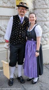 Flusskreuzfahrt-MS-Albertina-2021 - Wachauer Volksfest in Krems
