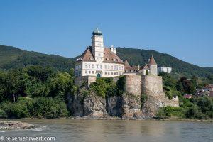Flusskreuzfahrt-MS-Albertina-2021 - Schloss und Kloster Schönbühel