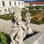 Flusskreuzfahrt-MS-Albertina-2021 - Barocker Garten Burg Bratislava